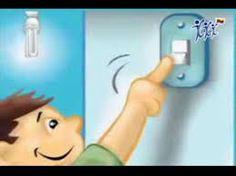 Resultado de imagen para ahorro de energia electrica para niños