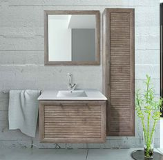 έπιπλο μπάνιου από κόντρα πλακέ θαλάσσης με σχέδιο πόρτας γρίλλια, μήκος 70 εκ, κωδικός0010