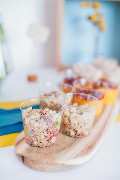 Buffet nordique - desserts - verrine - original - couleur - saveur - traiteur