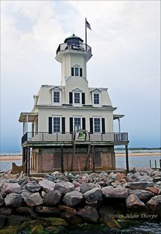 Bug Light Lighthouse, Long Island, NY