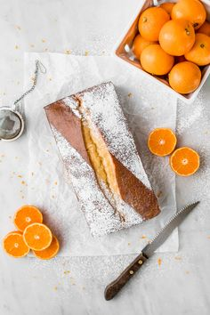 This zesty clementine cake is really spectacular. It has it all: amazing taste, texture and of course, the moisture we're all looking for. Clementine Recipes, Clementine Cake, Beautiful Cakes, Amazing Cakes, Cake Recipes, Dessert Recipes, Desserts, Blueberry Bundt Cake, Tangerine Juice