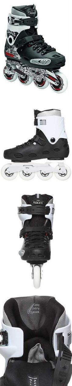 Men 47346: Roces Men S Metropolis Inline Skates , Black White. 400703-00001-14 -> BUY IT NOW ONLY: $119.95 on eBay!