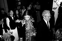 Sonia Rykiel celebrates Aoyama shop's first anniversary, Tokyo - purple NIGHT