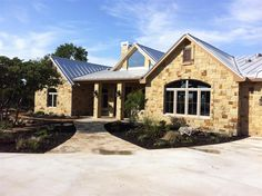Hill Country Traditional Custom Homes, Home Builders in Boerne, GJ Gardner Homes Custom Home Builders, Custom Homes, Make Build, Cottage Grove, Kit Homes, Building A House, House Plans, Floor Plans, House Design