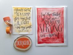 """New in the shop! """"Home decor bundle"""" by LetterSparrow on Etsy"""