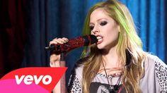 Avril Lavigne - Girlfriend (AOL Sessions)