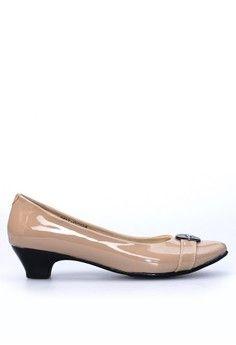 Wanita > Sepatu > Heels > Mid-Low Heels > Ghirardelli Heels Benita > Ghirardelli