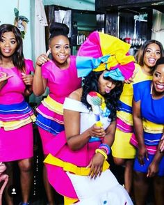 Discover recipes, home ideas, style inspiration and other ideas to try. Pedi Traditional Attire, Sepedi Traditional Dresses, African Fashion Traditional, Traditional Wedding Attire, African Traditional Wedding, Traditional Weddings, African Print Dress Designs, African Print Fashion, African Fashion Dresses
