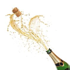Picture of Champagne wine splash, isolated on white background stock photo, images and stock photography. Wine Photography, Splash Photography, New Year's Eve 2019, Happy New Years Eve, Champagne Party, Creative Arts And Crafts, Wine Wall, Nouvel An, Card Maker