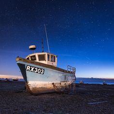 On instagram by mcgivernphotography #astrophotography #contratahotel (o) http://ift.tt/1ZLfuE4 Britain's only official desert #dungeness #eastsussex #england #coast #desert #nightsky #boat #night #nightphotography #stars #astro  #longexposure #longexposureoftheday #longexpoelite #amazing_longexpo #tv_longexposure #beach #instagood #roadtrip #igers #igdaily #slowshutter #nightscape #night_shooterz