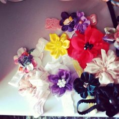 Flower's!! Baby Girls, Gift Wrapping, Flowers, Gifts, Gift Wrapping Paper, Presents, Little Girls, Wrapping Gifts, Favors
