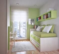 Love this! Green small space