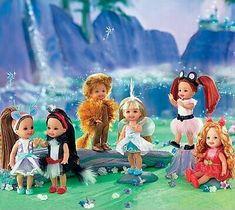 Barbie of Swan Lake kelly dolls Mattel Barbie, Barbie Kids, Baby Barbie, Vintage Barbie Dolls, Barbie Diorama, Barbie Kelly, Barbie And Ken, Barbie Swan Lake, Barbie Sisters