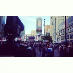 Shooting at the NXNE festival in Toronto. Instagram Accounts, Toronto, Times Square, Pictures, Travel, Image, Photos, Voyage, Viajes