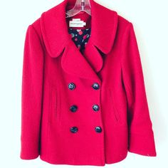 #HilaryRadley #Coat   Size 10   $94! Call for more info (781)449-2500. #FreeShipping #ShopConsignment  #ClosetExchangeNeedham #ShopLocal #DesignerDeals #Resale #Luxury #Thrift #Fashionista