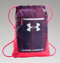 UA Hustle Sackpack   Under Armour US