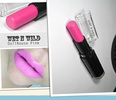 Wet and wild lip color