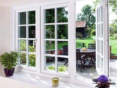 Practical, reliable and secure, Everest uPVC Casement Windows suit a huge range of homes; Cottage Windows, Garden Windows, Garden Doors, Sash Windows, Casement Windows, Windows And Doors, French Country House, Country Living, Cottage Lounge