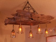 cypress driftwood craft project - Google Search