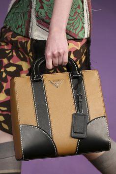 Prada Spring/Summer 2015 ready-to-wear #MFW close up #Milan #FashionWeek #BAGS #SHOES