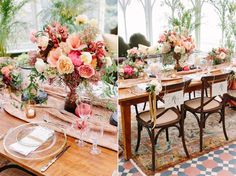 A styled shoot at Dover Hall Estate — Donovan-Groves Events flowers              by Southern Blooms
