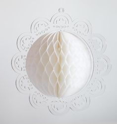 Christmas Ornament Lace