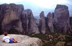 Meteora Monastry Greece