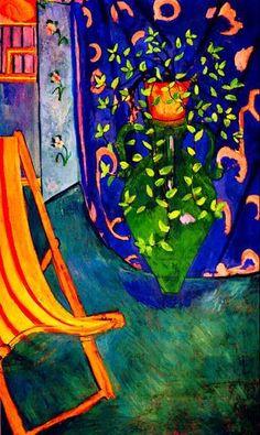 Rincon del estudio  Matisse