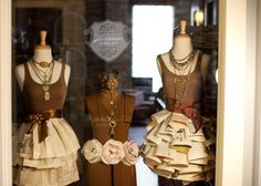 Sheer Addiction jewelry - my favorite accessories! Necklace Display, Jewellery Display, Fashion Design Classes, Dress Form Mannequin, Indoor Christmas Decorations, Diamond Are A Girls Best Friend, Visual Merchandising, Addiction, Inspiration