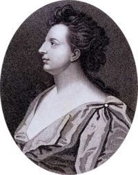 Elizabeth Barry - Mistress to the 2nd Earl of Rochester, John Wilmot. An actress and comedienne.