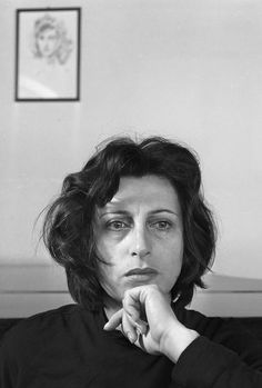 Herbert LIST :: Italian actress, Anna MAGNANI, in her country house / San Felice Circeo, Italy, 1950