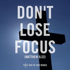 Trials are often used to take our eyes off of things that aren't secure to put them on God, our everlasting hope & security. (Matthew 6:33)