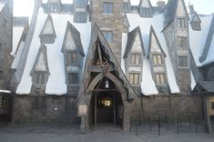 Three Broomsticks ~ Wizarding World of Harry Potter at Universal Orlando ... complete list of all menus and prices in the entire park.