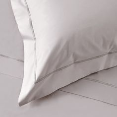 Savoy Bed Linen Collection | Bed Linen | Bedroom | The White Company UK