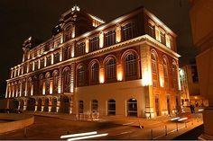Estação Pinacoteca é um local de exposições da cidade de São Paulo