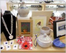 Liquidambar Gallery & Gifts, downtown Pittsboro, NC.  #buylocal