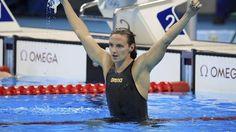 Olympics Rio 2016: Katinka Hosszu destroys women's 400m individual medley world record in style - Rio 2016 - Swimming - Eurosport