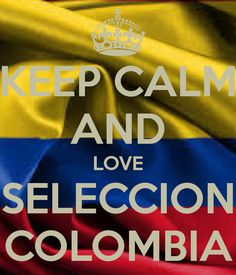 to ] Great to own a Ray-Ban sunglasses as summer gift.keep-calm-and-love-seleccion-colombia Keep Calm And Love, My Love, Cute Fonts, Tv Show Quotes, Continents, Need To Know, Places To Travel, Ray Bans, Soccer