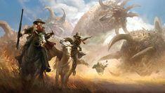 The Weird West