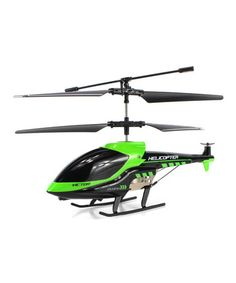 This Green Vector Blade Remote Control Helicopter is perfect! #zulilyfinds
