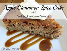 ... for the Fall season on Pinterest | Paleo, Spice cake and Apple sauce