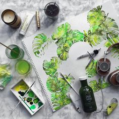 Blog — Niki Pilkington #NIKIPILKINGTON #PALMLEAVES #TROPICAL #LEAVES