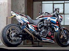 Yamaha  1200 Vmax