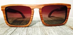 Our all wood sunglasses stand out in a great way, people are always complimenting our sunglasses, because they look and feel amazing.What you should expect when you order our Safari Sunglasses•Super lightweight and durable all wood frames•Polycarbonate polarized lenses that are durable and efficiently block and manage UV and HEV light, and delivering a superior visual experience and glare protection.•Spring hinges which eliminate pressure on the temple, and if you have a ...