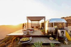 Looking for a way to make your next getaway a whole lot cooler? Check out these 10 retro airstreams that you can rent on Airbnb. For more travel ideas, head to