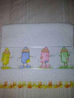 Pintura em tecido por Daniela Celso
