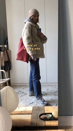 I like the simplicity and professionalism of this lookベルト – Women and Fashion Look Fashion, Fashion Outfits, Womens Fashion, Fashion 2018, Outfit Invierno, Winter Stil, Winter Looks, Mode Inspiration, Look Cool