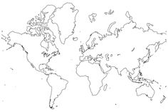 Httpfree printable mapsworld mapsworld3f social blank map of the world coloring page gumiabroncs Choice Image