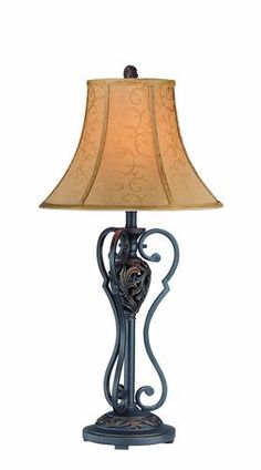 Attractive Photon 1 Light 31 Bronze Incandescent Table Lamp At Menards