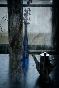 Rainy blue | by katiachausheva